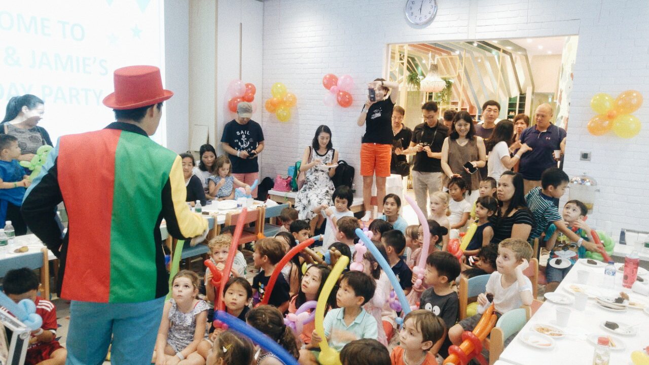 Kids Magic Show Singapore