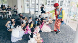 Silly Lenny kids magic show