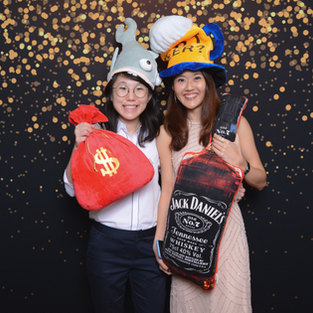 Wedding of Jolin and Felix Photo booth
