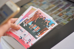 HASHTAG printing for wedding