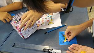 Beads Craft Singapore Kids Party