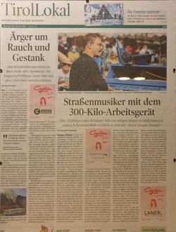 Tiroler Tagezeitung, 23.02.2021