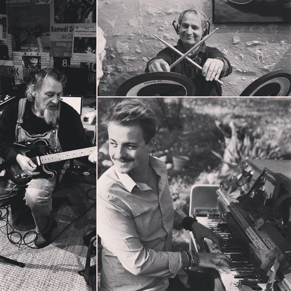 Lukas et le piano voyageur Trio 2020