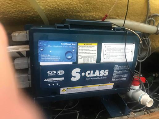Control System Repair