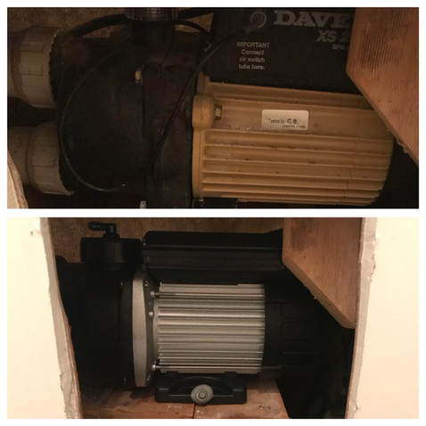 Replacement Spa Bath Pump