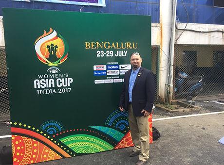 FIBA Women's Asia Cup 2017