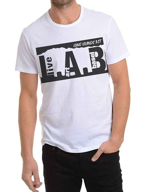 Men's L.A.B T-shirt with shipping
