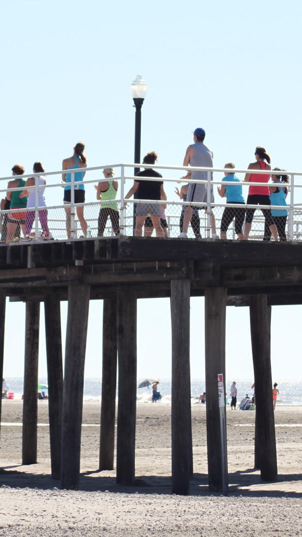 Fitness Pier