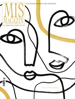 Cover Design MIS MAGAZIN.