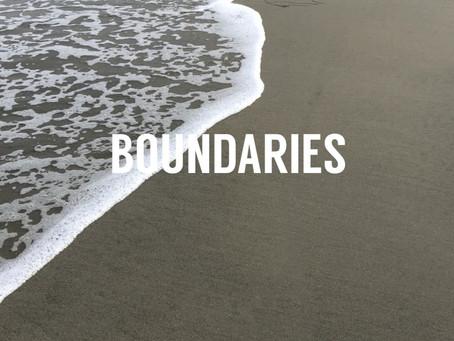 Boundaries by Jaylynn Davis