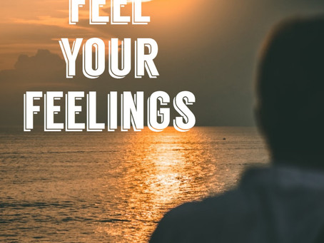 Feel Your Feelings by Jaylynn Davis