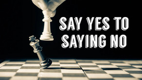 Say Yes to Saying No - by Jaylynn Davis