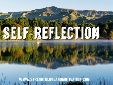 Self-Reflection by Jaylynn Davis