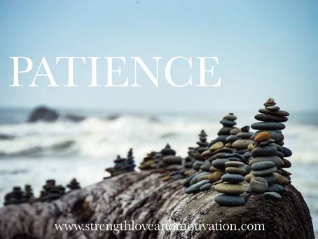 Patience by Nyla Buie