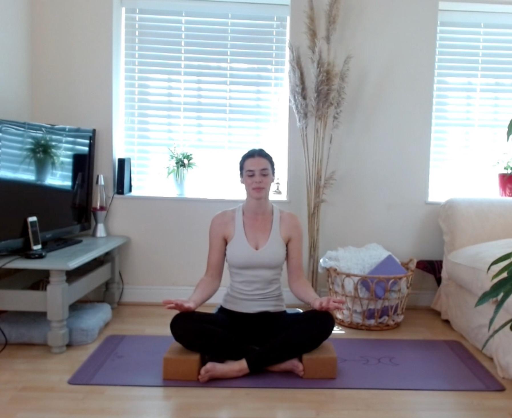 Bespoke 1-1 Yoga Classes Online