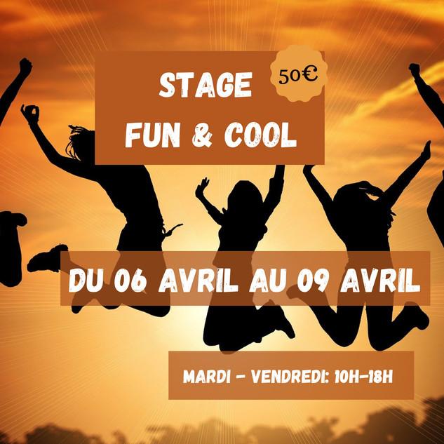 Stage Fun & Cool