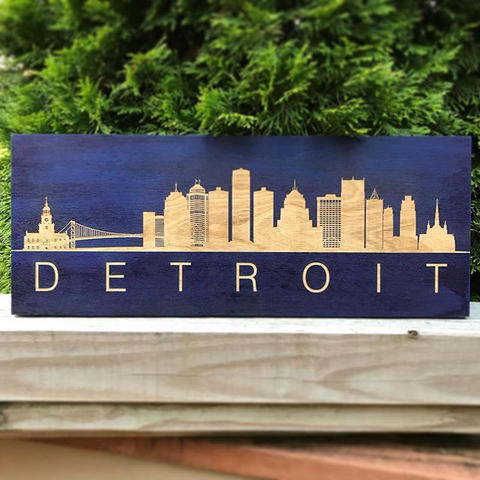 I might live in Cinci but Detroit has my