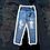 Thumbnail: Jeans PREMIUM scratched BOA design