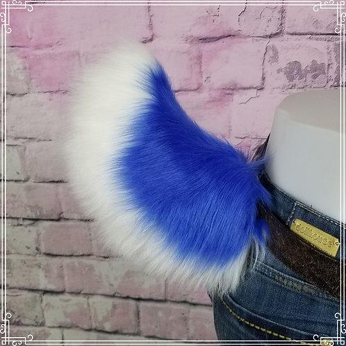 Blue Rabbit Tail