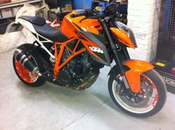 Motorcycle Paintwork