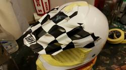Customised Crash Helmets