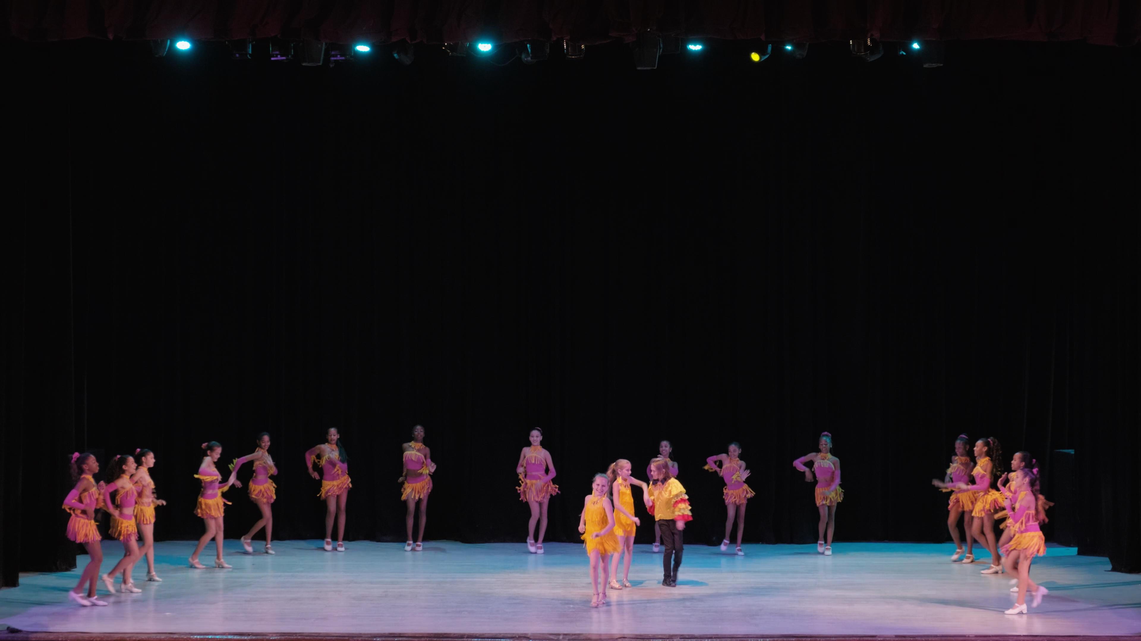 Teatro América. Salsa