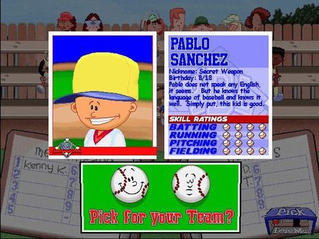 Shohei Ohtani is Pablo Sanchez in Disguise