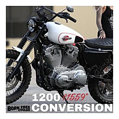 1200 CONVERSION SPECIAL
