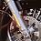 Thumbnail: LED Front Fork Lights Amber Lens