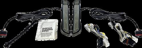 LED Front Fork Lights Smoke Lens