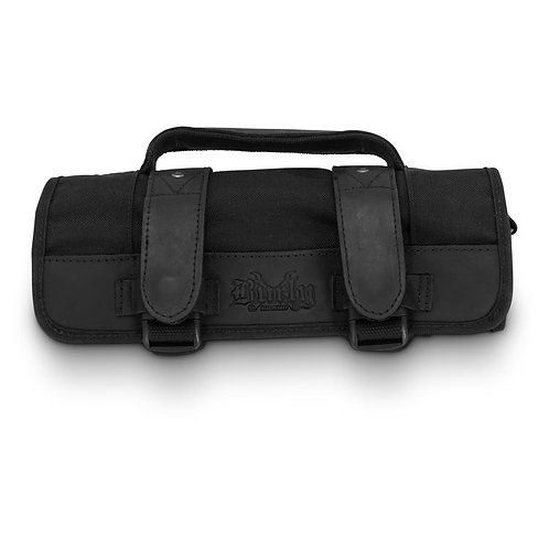 Voyager Tool Roll in Black