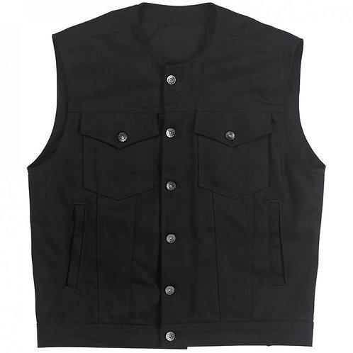 Prime Cut Vest - Black