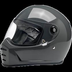 Lane Splitter Helmet in Bronze Metallic DOT/ECE