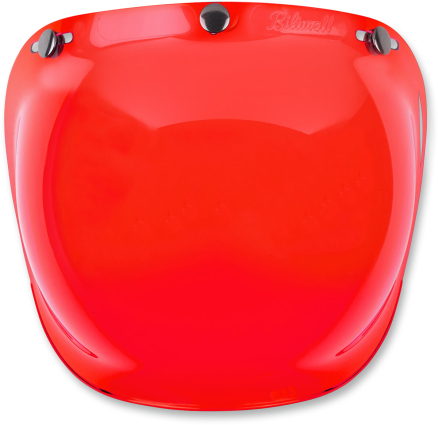 Bubble Shield Red