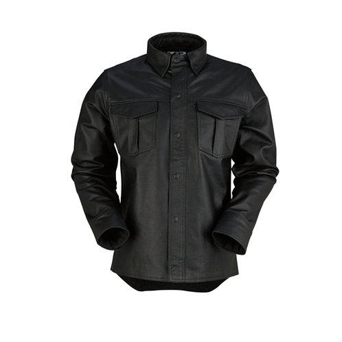 Motz Leather Shirt