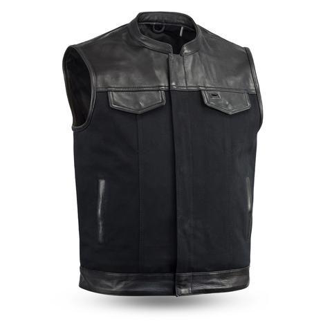 """BornFreeCycles """"49/51"""" Special Edt Vest"""
