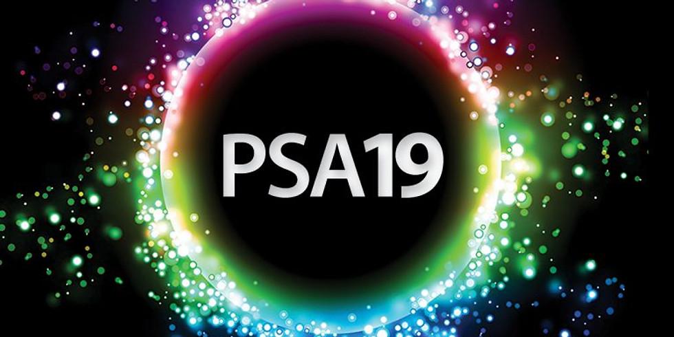 PSA19 Conference