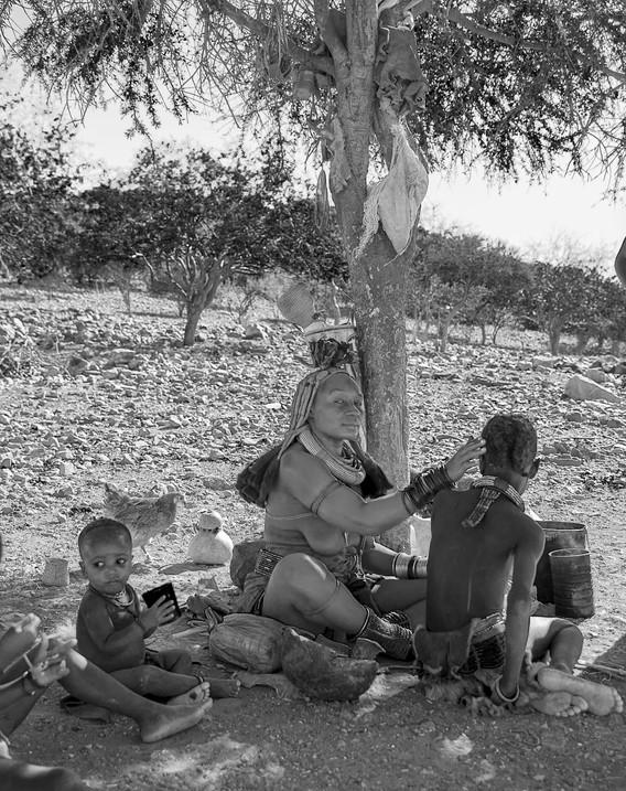 7 - Himba Village # 1
