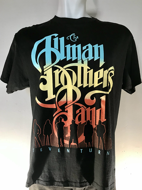 "The Allman Brothers 1990 ""Seven Tours"" Shirt"