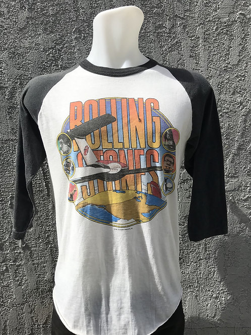"""The Rolling Stones """"Tattoo Youth"""" Tour Shirt"""