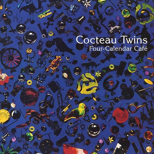 Cocteau Twins: Four-Calendar Cafe UK Pressing