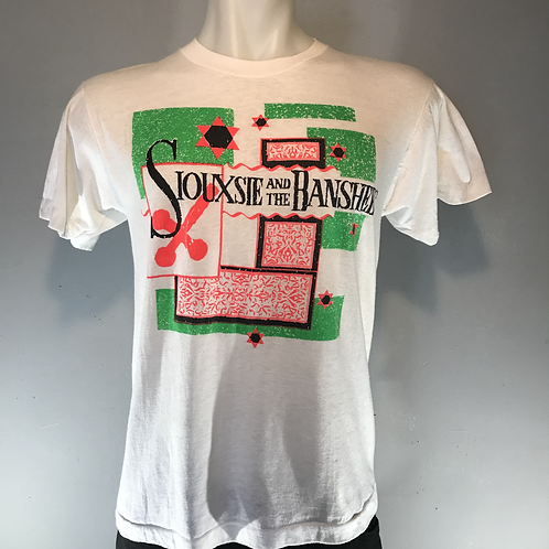 Siouxsie And The Banshees 1984 Shirt