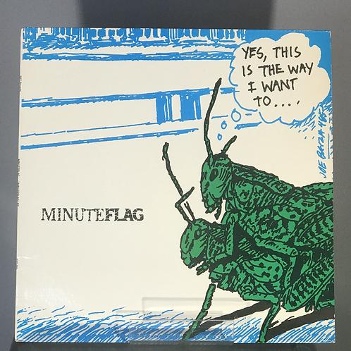 Minuteflag EP Black Flag/Minutemen 1986