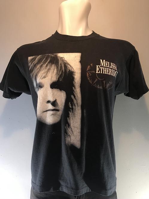 "Melissa Etheridge 1989 ""Brave and Crazy"" Tour Shirt"