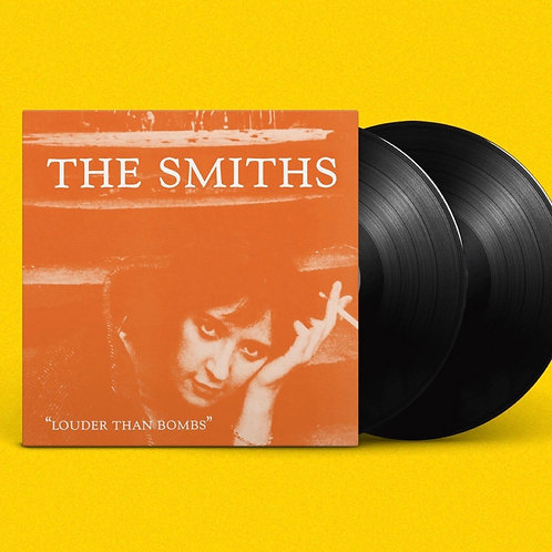The Smiths: Louder Than Bombs Double LP