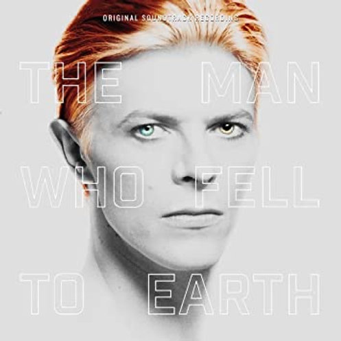 The Man Who Fell To Earth Soundtrack Double LP