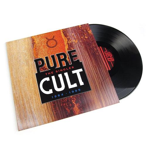 The Cult: Singles 1984-1995 Double LP