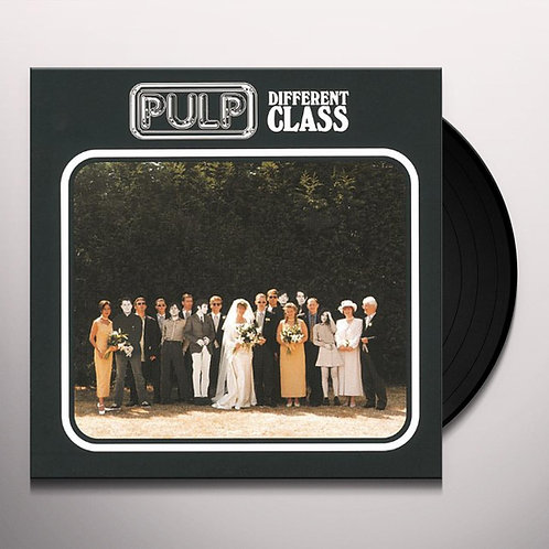 Pulp: Different Class UK Pressing