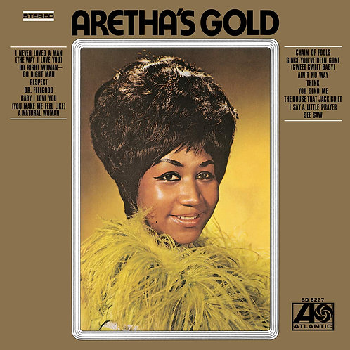 Aretha Franklin: Gold