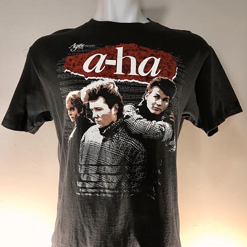 A-HA 1986 Tour Shirt